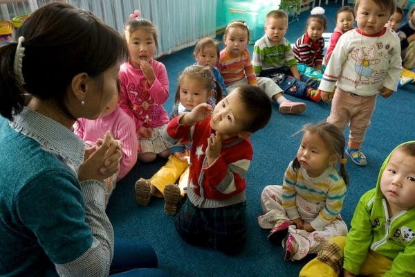 Viitorul copiilor se trage la sorți