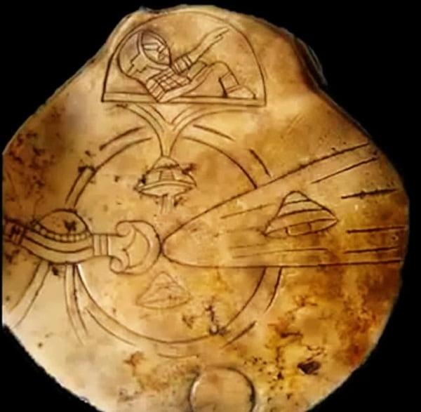 Civilizația maya s-a întâlnit cu extratereștrii